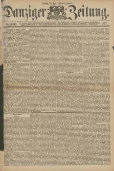 Danziger Zeitung. 1877, № 10363 (29 Mai) - (Morgen=Ausgabe.)