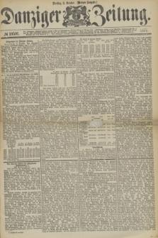 Danziger Zeitung. 1877, № 10591 (9 October) - (Morgen=Ausgabe.)