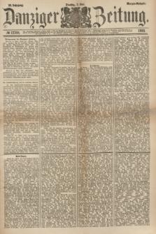 Danziger Zeitung. Jg.23, № 12768 (3 Mai 1881) - Morgen=Ausgabe.