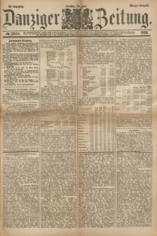 Danziger Zeitung. Jg.23, № 12858 (28 Juni 1881) - Morgen=Ausgabe.