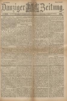 Danziger Zeitung. Jg.24, № 12909 (27 Juli 1881) - Abend=Ausgabe.