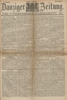 Danziger Zeitung. Jg.24, № 12979 (6 September 1881) - Abend=Ausgabe.