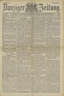Danziger Zeitung. Jg.32, № 17711 (3 Juni 1889) - Abend-Ausgabe.