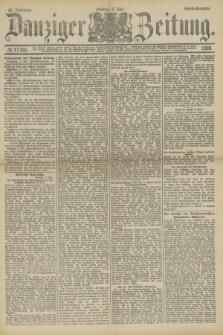 Danziger Zeitung. Jg.32, № 17765 (5. Juli 1889) - Abend-Ausgabe.