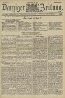 Danziger Zeitung. Jg.32, № 17803 (27 Juli 1889) - Abend-Ausgabe. + dod.