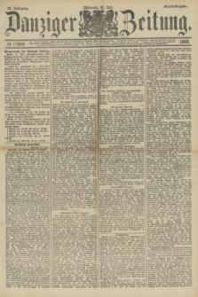Danziger Zeitung. Jg.32, № 17809 (31 Juli 1889) - Abend-Ausgabe.