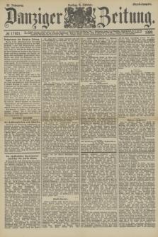 Danziger Zeitung. Jg.32, № 17921 (4 Oktober 1889) - Abend-Ausgabe.