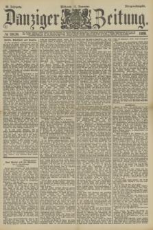 Danziger Zeitung. Jg.32, № 18036 (11 Dezember 1889) - Morgen-Ausgabe.
