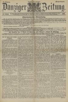 Danziger Zeitung. Jg.32, № 18058 (24 Dezember 1889) - Morgen-Ausgabe.