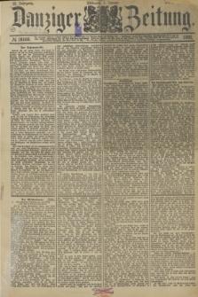 Danziger Zeitung. Jg.32, № 18068 (1 Januar 1890) - Morgen-Ausgabe.