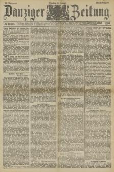 Danziger Zeitung. Jg.32, № 18075 (6 Januar 1890) - Abend-Ausgabe.