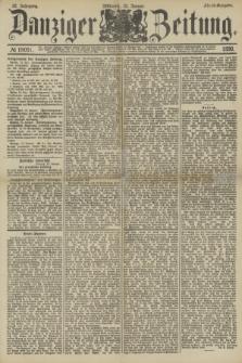 Danziger Zeitung. Jg.32, № 18091 (15 Januar 1890) - Abend-Ausgabe. + dod.
