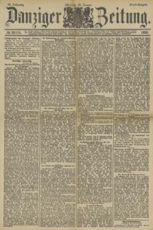 Danziger Zeitung. Jg.33, № 18115 (29 Januar 1890) - Abend-Ausgabe.