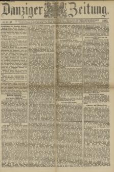 Danziger Zeitung. Jg.33, № 18117 (30 Januar 1890) - Abend-Ausgabe.