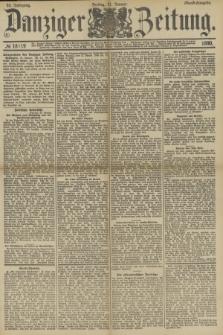 Danziger Zeitung. Jg.33, № 18119 (31 Januar 1890) - Abend-Ausgabe.