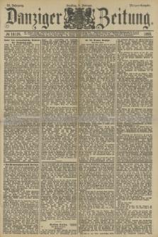 Danziger Zeitung. Jg.33, № 18124 (4 Februar 1890) - Morgen-Ausgabe.