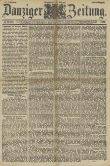 Danziger Zeitung. Jg.33, № 18145 (15 Februar 1890) - Abend-Ausgabe.