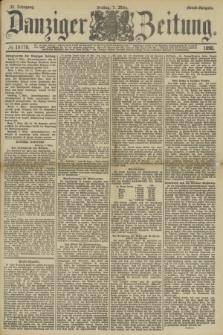 Danziger Zeitung. Jg.33, № 18179 (7 März 1890) - Abend-Ausgabe.