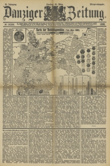 Danziger Zeitung. Jg.33, № 18208 (25 März 1890) - Morgen-Ausgabe.
