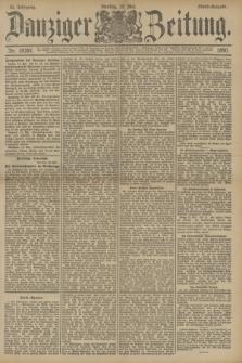 Danziger Zeitung. Jg.33, Nr. 18287 (13 Mai 1890) - Abend-Ausgabe. + dod.