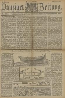 Danziger Zeitung. Jg.33, Nr. 18314 (31 Mai 1890) - Morgen-Ausgabe.