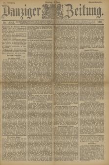 Danziger Zeitung. Jg.33, Nr. 18319 (3 Juni 1890) - Abend-Ausgabe. + dod.