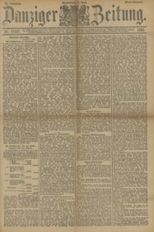 Danziger Zeitung. Jg.33, Nr. 18327 (7 Juni 1890) - Abend-Ausgabe.