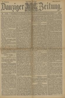 Danziger Zeitung. Jg.33, Nr. 18335 (12 Juni 1890) - Abend-Ausgabe.