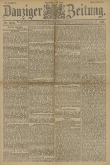 Danziger Zeitung. Jg.33, Nr. 18347 (19 Juni 1890) - Abend-Ausgabe.