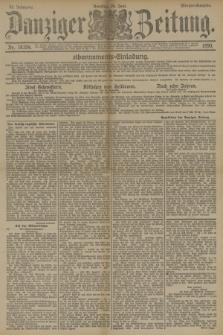 Danziger Zeitung. Jg.33, Nr. 18354 (24 Juni 1890) - Morgen-Ausgabe.