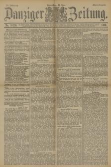 Danziger Zeitung. Jg.33, Nr. 18359 (26 Juni 1890) - Abend-Ausgabe.