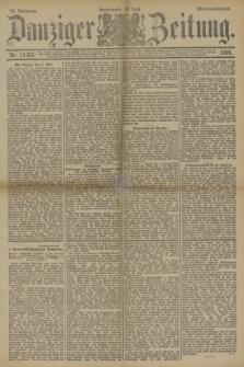 Danziger Zeitung. Jg.33, Nr. 18362 (28 Juni 1890) - Morgen-Ausgabe.
