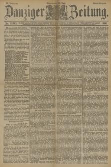 Danziger Zeitung. Jg.33, Nr. 18363 (28 Juni 1890) + dod.