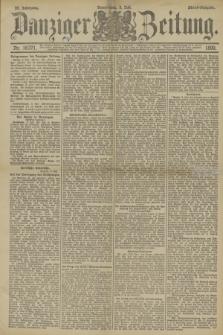 Danziger Zeitung. Jg.33, Nr. 18371 (3 Juli 1890) - Abend-Ausgabe.