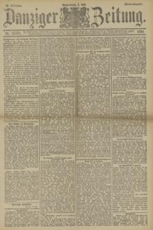 Danziger Zeitung. Jg.33, Nr. 18375 (5 Juli 1890) - Abend-Ausgabe.