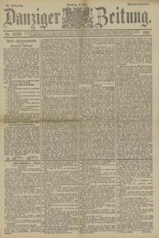 Danziger Zeitung. Jg.33, Nr. 18378 (8 Juli 1890) - Morgen-Ausgabe.