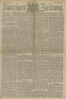 Danziger Zeitung. Jg.33, Nr. 18381 (9 Juli 1890) - Abend-Ausgabe.