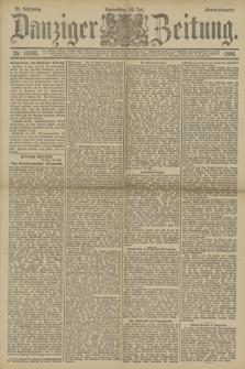 Danziger Zeitung. Jg.33, Nr. 18383 (10 Juli 1890) - Abend-Ausgabe.