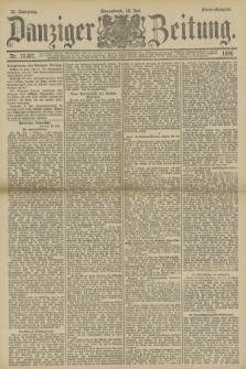 Danziger Zeitung. Jg.33, Nr. 18387 (12 Juli 1890) - Abend-Ausgabe.