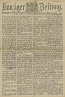 Danziger Zeitung. Jg.33, Nr. 18394 (17 Juli 1890) - Morgen-Ausgabe.