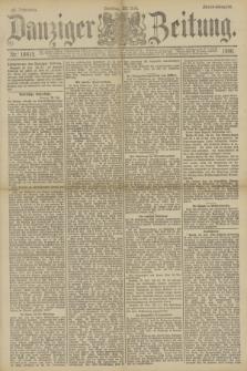 Danziger Zeitung. Jg.33, Nr. 18415 (29 Juli 1890) - Abend-Ausgabe.