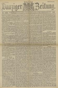 Danziger Zeitung. Jg.33, Nr. 18425 (4 August 1890) - Abend-Ausgabe.