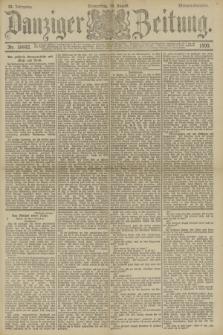 Danziger Zeitung. Jg.33, Nr. 18442 (14 August 1890) - Morgen-Ausgabe.