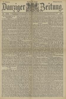 Danziger Zeitung. Jg.33, Nr. 18450 (19 August 1890) - Morgen-Ausgabe.