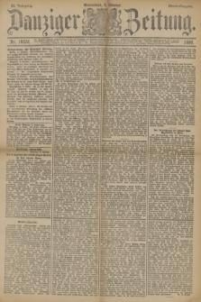 Danziger Zeitung. Jg.33, Nr. 18531 (4 Oktober 1890) - Abend-Ausgabe. + dod.