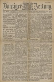 Danziger Zeitung. Jg.33, Nr. 18537 (8 Oktober 1890) - Abend-Ausgabe. + dod.