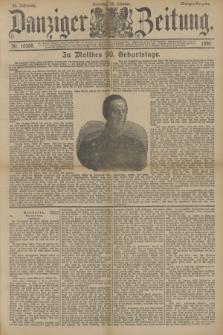 Danziger Zeitung. Jg.33, Nr. 18568 (26 Oktober 1890) - Morgen-Ausgabe. + dod.