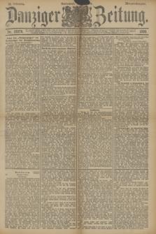 Danziger Zeitung. Jg.33, Nr. 18578 (1 November 1890) - Morgen-Ausgabe.