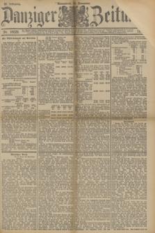 Danziger Zeitung. Jg.33, Nr. 18626 (29 November 1890) - [Morgen-Ausgabe.]