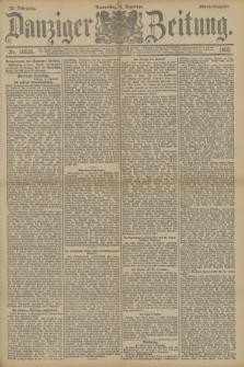 Danziger Zeitung. Jg.33, Nr. 18635 (4 Dezember 1890) - Abend-Ausgabe.